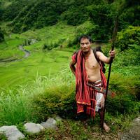 Philippines, Banaue. Ifugao warrior, DSC_0188