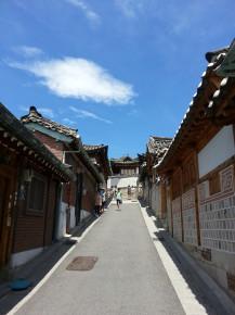 Seoul- tradycyjna architektura (2)