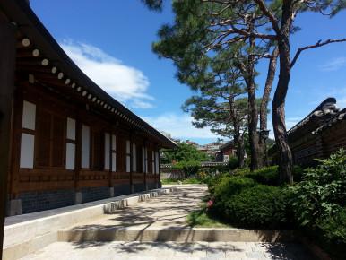 Seoul- tradycyjna architektura