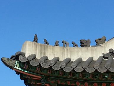 Seoul- tradycyjna architektura-Changdeokgung Palace