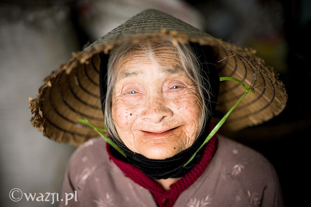 37. Wietnam, Hoi An. Grudzień 2013. Najpiękniejsza i najbardziej pogodna twarz Wietnamu.