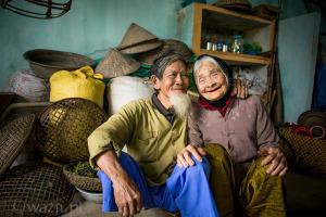 Starość w Azji. 38 portretów.