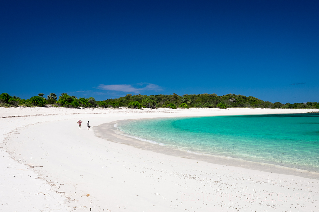 Rote, Indonezja. Kwiecień 2016. Rote to wyspa, gdzie można znaleźć takie o to perfekcyjne plaże o pudrowo  -białym pisaku i turkusowej wodzie. Całkiem puste.