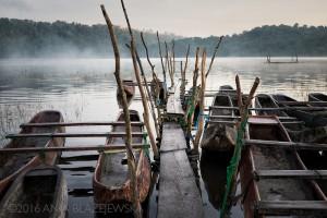 Miejsca na Bali: Jezioro Tamblingan