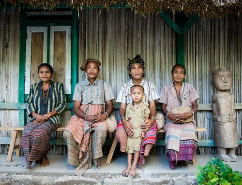 Historia jednej fotografii: Rodzina królewska z Boti