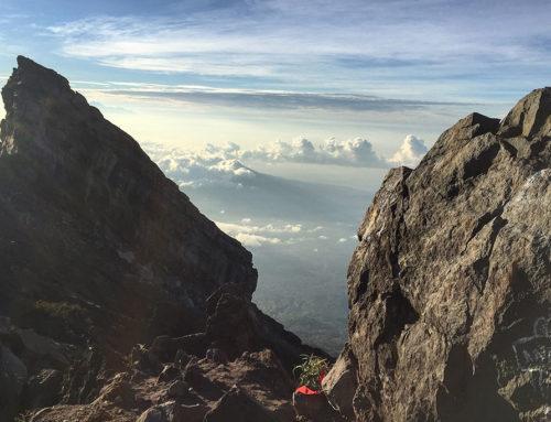 Życie na wulkanie: Gunung Agung 2017