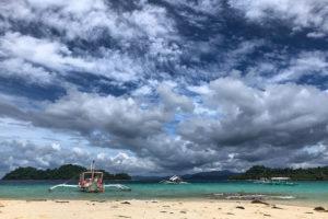 FILIPINY: Idyllicznie w Port Barton