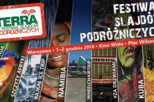 TERRA - 18. Festiwal Slajdów Podróżniczych