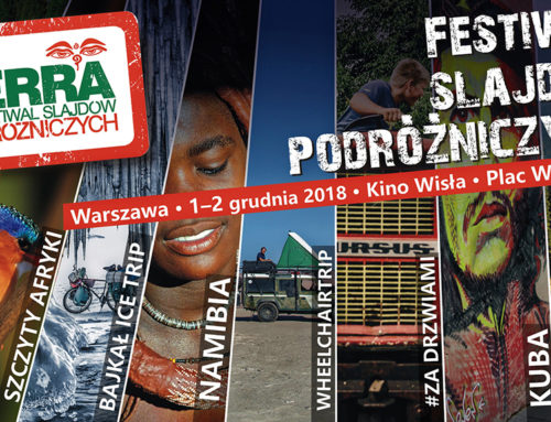TERRA – 18. Festiwal Slajdów Podróżniczych