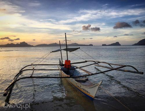 FILIPINY: El Nido – raj czy nie raj?