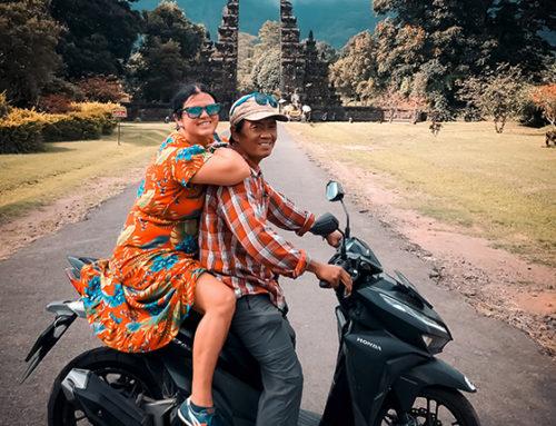 Jak to się stało, że mieszkam na Bali