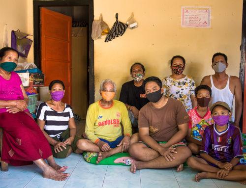 Koronawirus na Bali: pomóżmy mieszkańcom wioski Perasi
