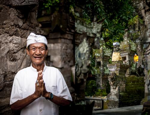 Balijczycy: Ketut – balijski kapłan