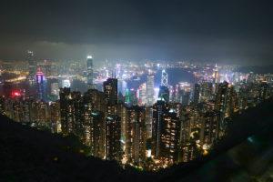Powiedział mi ekspata: HONGKONG
